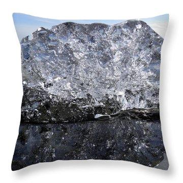 Throw Pillow featuring the photograph Beach Fish by Sami Tiainen