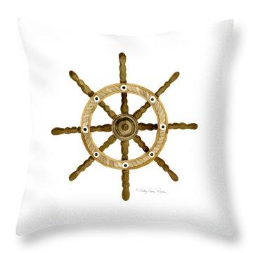 Beach Style Throw Pillows
