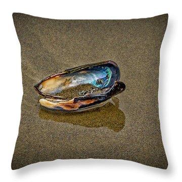 Beach Jewel Throw Pillow