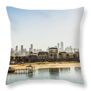 Beacon Cove Throw Pillow