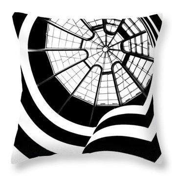 Walkway Throw Pillows