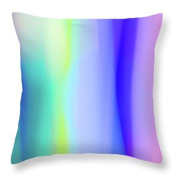 Beaming Throw Pillow