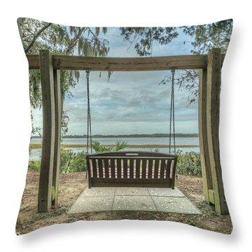 Beaufort Fall 2017 13 Throw Pillow
