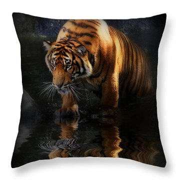 Beautiful Animal Throw Pillow