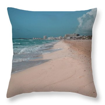Cancun Throw Pillows
