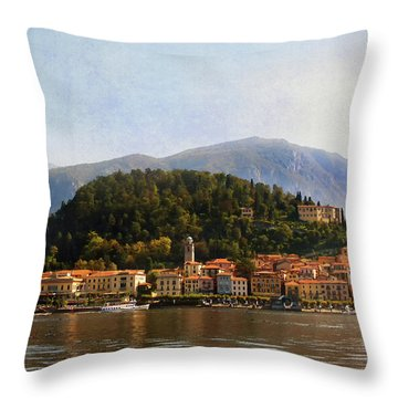 Beautiful Bellagio Throw Pillow