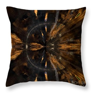 Beautiful Inside Throw Pillow