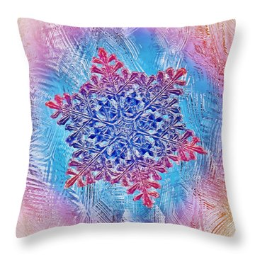Beautiful Moment Throw Pillow