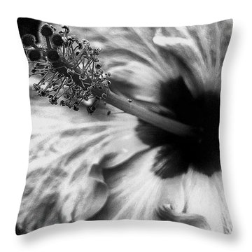 Beautiful On The Inside Throw Pillow