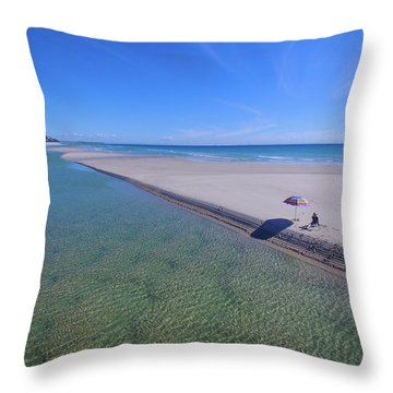 Beautiful One Day And Perfect The Next Throw Pillow
