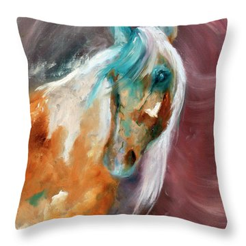 Beautiful Spirit Throw Pillow
