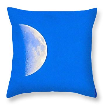 #beautiful #texas #bluesky With About A Throw Pillow