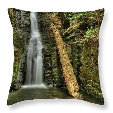 Cascade Throw Pillows
