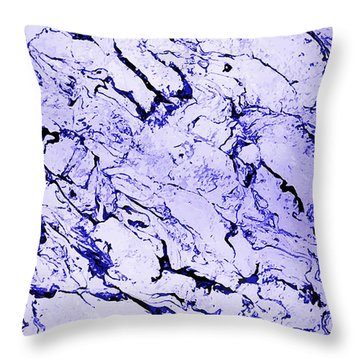 Beauty In Texture Throw Pillow