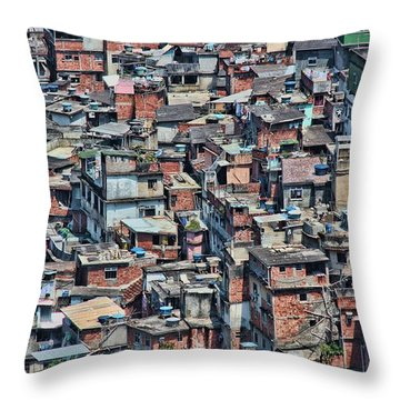 Throw Pillow featuring the photograph Beauty In The Chaos  by Kim Wilson