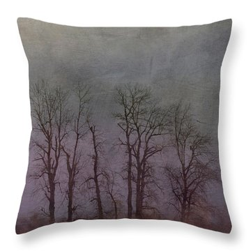 Throw Pillow featuring the photograph Beauty In The Wind by Angie Vogel
