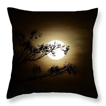 Beauty Is Life Throw Pillow