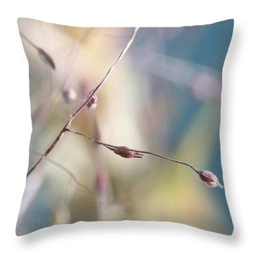 Beauty Throw Pillow