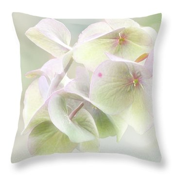 Beauty Mark Throw Pillow by John Poon
