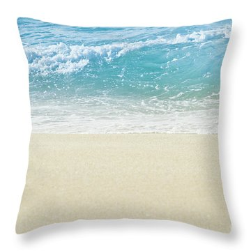 Throw Pillow featuring the photograph Beauty Surrounds Us by Sharon Mau