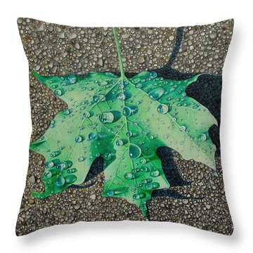 Bedazzled Throw Pillow