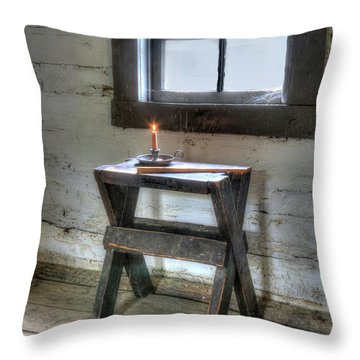Bedford Village 2 Throw Pillow
