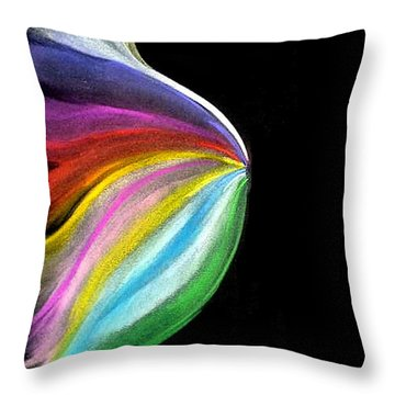 Before Light Throw Pillow