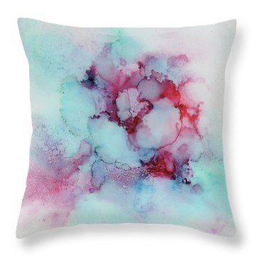Before My Time Throw Pillow