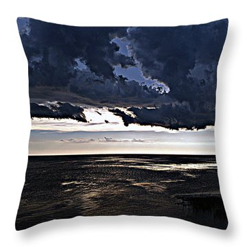 Before The Storm 1 Throw Pillow