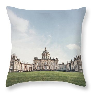 Behold The Kingdom Throw Pillow