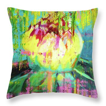 Being You Throw Pillow