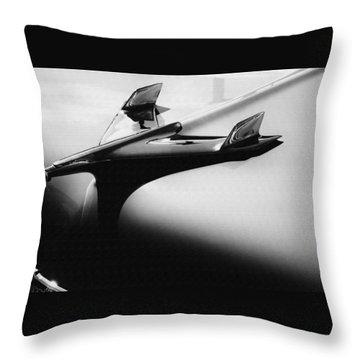 Bel Air Art Deco Eagle Throw Pillow