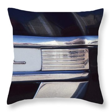 Belair Throw Pillow by Laurie Stewart
