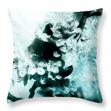 Throw Pillow featuring the digital art Believe  by Fine Art By Andrew David