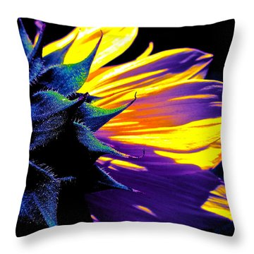 Believe In Him Throw Pillow by Gwyn Newcombe