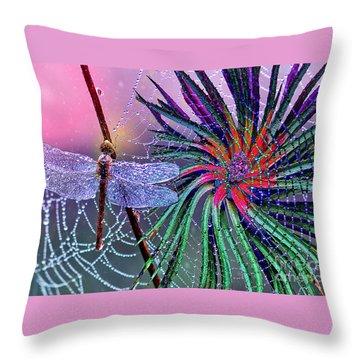 Believe In Magic Throw Pillow
