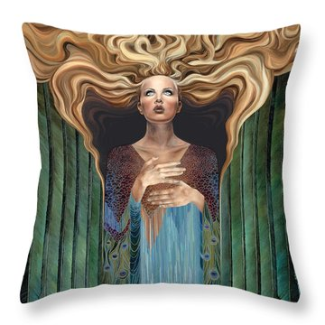 Believer Throw Pillow