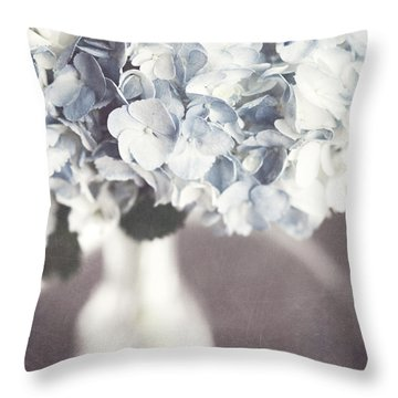 Bella Donna Throw Pillow by Lisa Russo