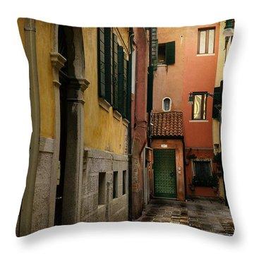 Bella Italia Throw Pillow