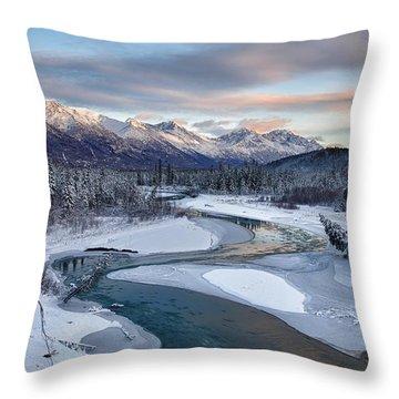 Bellevue Throw Pillow
