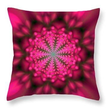 Throw Pillow featuring the digital art Ben 9 Beats 2 by Robert Thalmeier