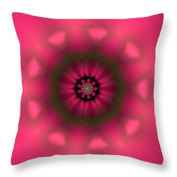 Ben 9 Throw Pillow