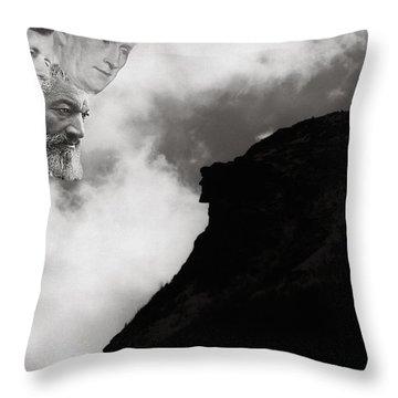 Bending Toward Justice Throw Pillow
