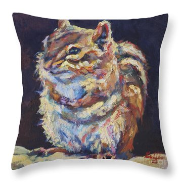 Benjamin Throw Pillow