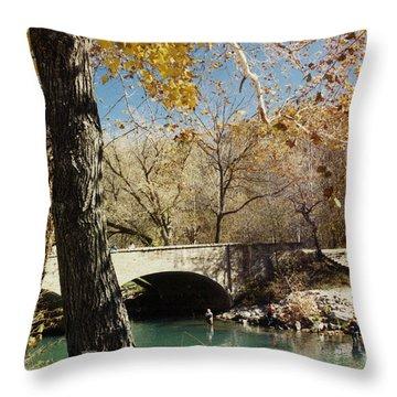 Bennet Springs Throw Pillow