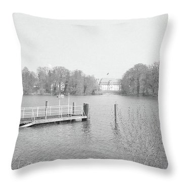 Berlin Lake Throw Pillow