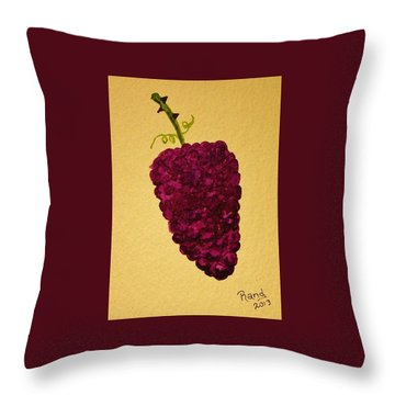 Berry Good Throw Pillow