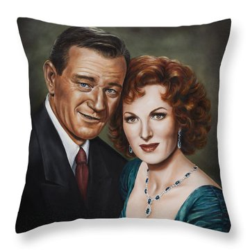 Best Guy I Ever Met Throw Pillow