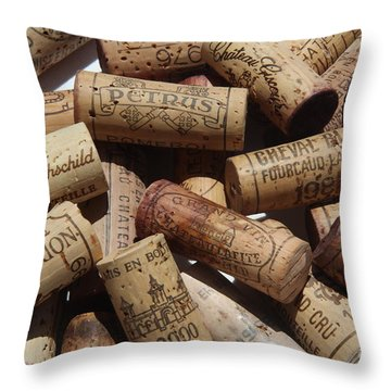 Best Of The Best Throw Pillow by Anthony Jones