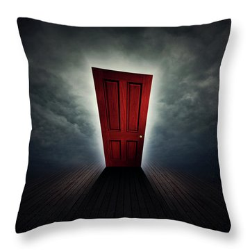 Beyond A Dream Throw Pillow